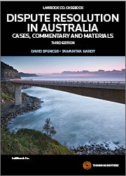 DR in Aust 3rd Ed