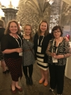 Three generations of Australian DR academics: Danielle Hutchinson, Katelyn Hutchinson, Emma-May Litchfield and Dr Rosemary Howell
