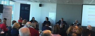 Dr Rosemary Howell, part of the panel at GPC Sydney