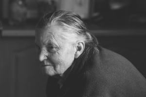 great-grandmother photo