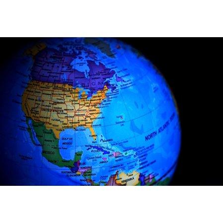 NA globe