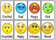 Acknowledging emotions 1