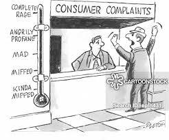 Consumer complaint 1