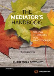 Mediator's Handbook 3rd ed