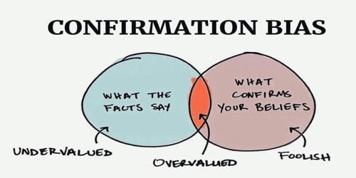 Confirmation bias 1