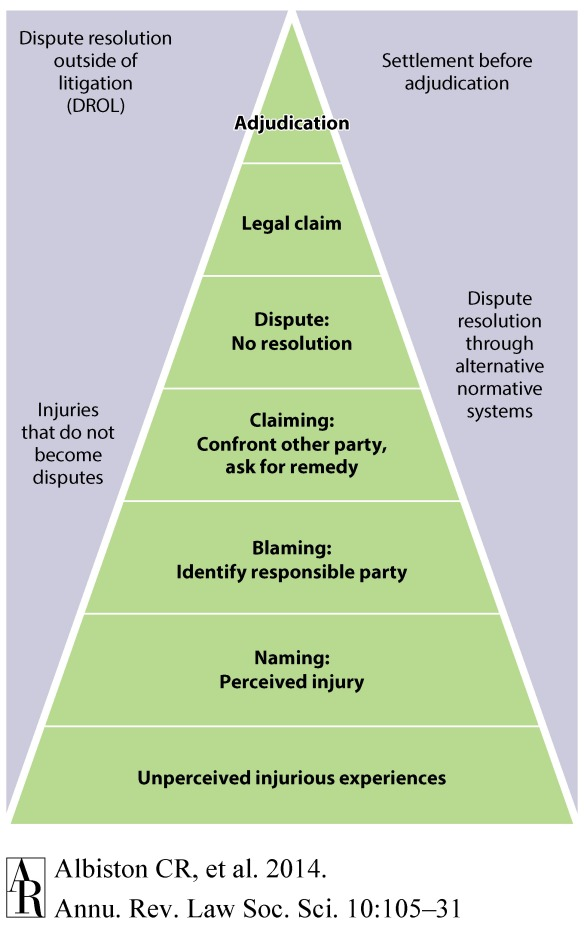 Dispute Tree
